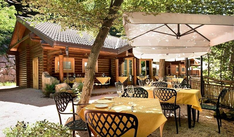 ferragosto 2014 ristorante con terrazza - Laghetto Fonteviva ...