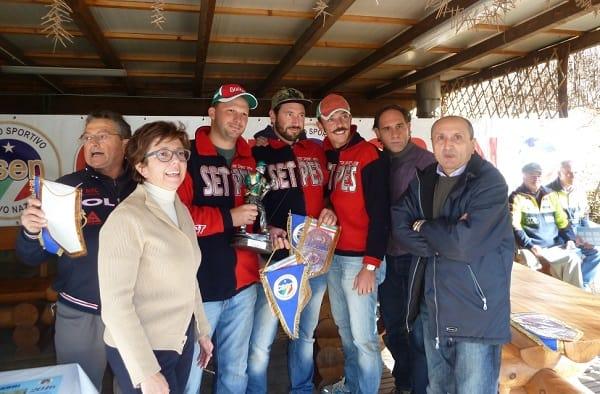 XVIII° Campionato Nord Italia di pesca alla trota